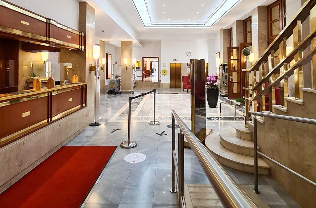 Hotel Chemnitzer Hof Verwaltungsgesellschaft mbH & Co. KG