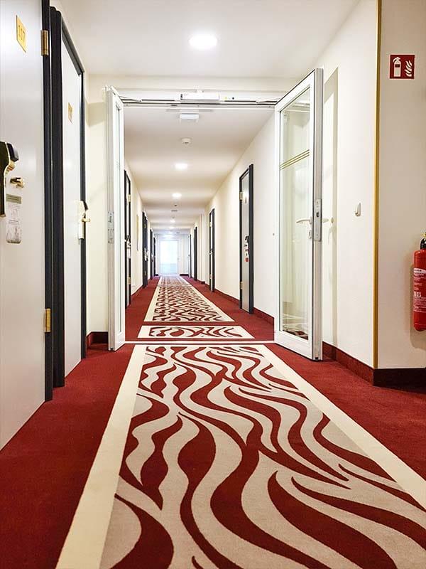 Hotel Chemnitzer Hof Verwaltungsgesellschaft mbH & Co. KG Flur