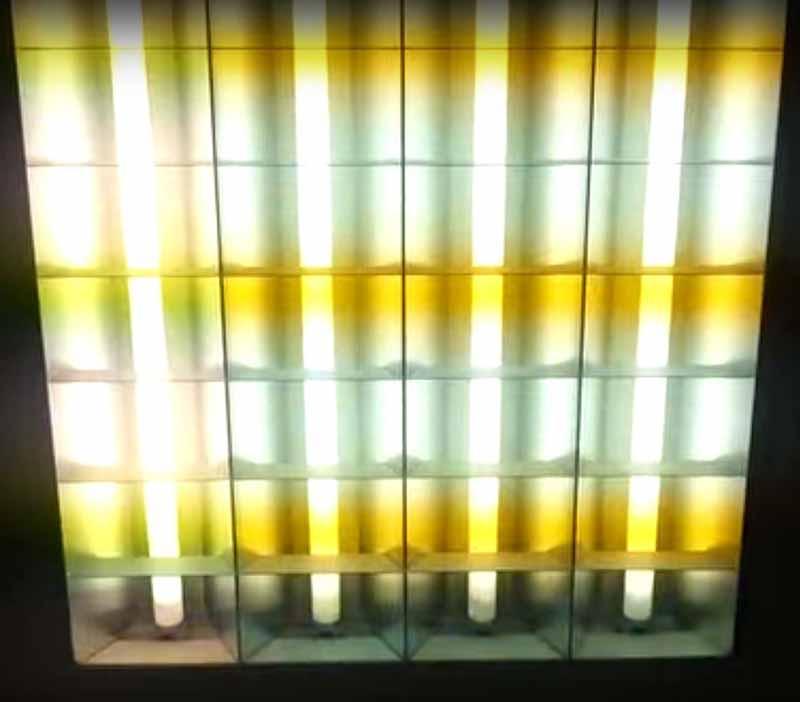 Ausfall T8 Leuchtstoffröhre