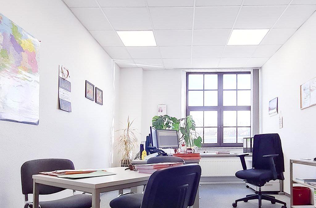 KSV_Chemnitz_Bürobeleuchtung