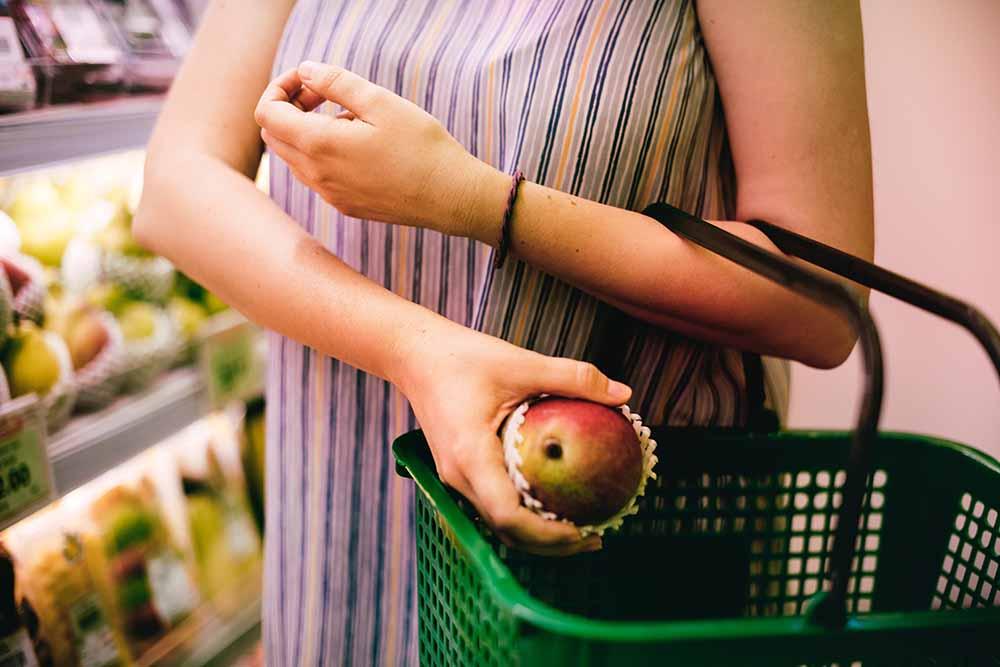 Beleuchtung Obst Gemüse, Fleisch Beleuchtung, Beleuchtung Supermarkt, Shopbeleuchtung Lichtfarbe, Lichtfarbe Metzgerei, Lichtfarbe für Gemüse, Saxonia Licht Chemnitz