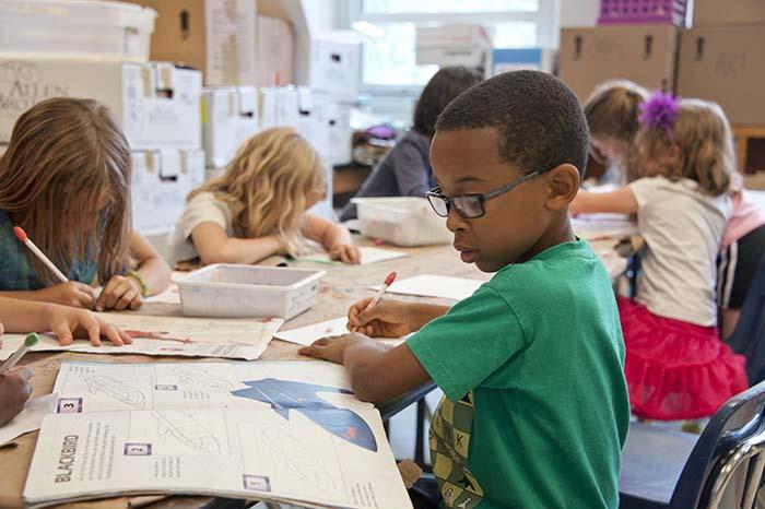 Licht für Kindergärten und Vorschulen