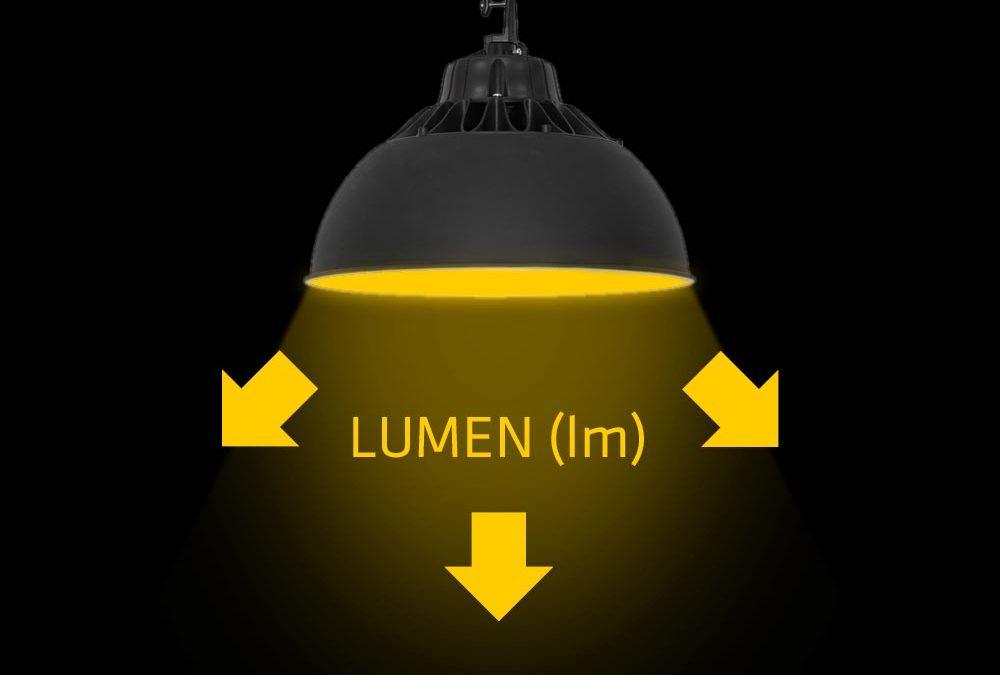 Der Lichtstrom in Lumen
