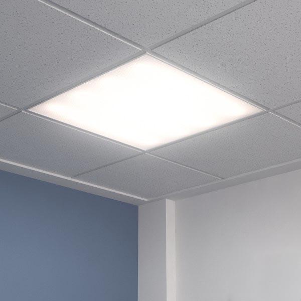 LED Panel Rasterdecke, Saxonia Licht Chemnitz