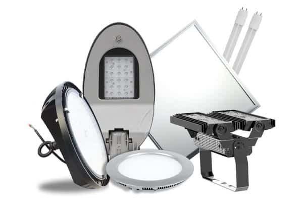 Technische LED Leuchten, LED leuchten, LED Sortiment, Sortiment LED Leuchten, technische Leuchten, LED Beleuchtung, LED Beleuchtungen, Leuchten Sortiment, SAXLED, SAXONiA | LICHT Chemnitz