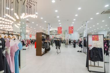 Verkaufsförderung Beleuchtung, Shopbeleuchtung, ladenbeleuchtung, verkaufsförderndes licht